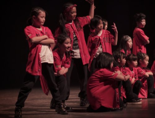Kids HipHop JUGIA 五条