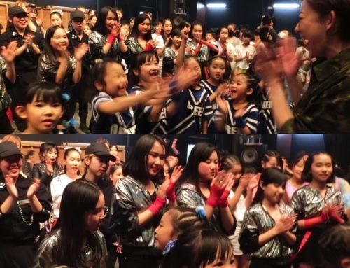 Dance JETE 19th Stage 舞台裏