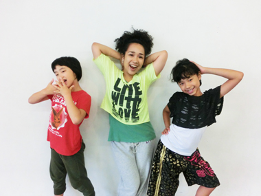 小学生ダンス