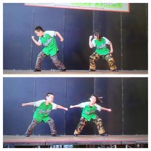 kids day ダンス