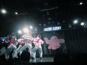sara ダンスコンテスト