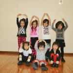 KIDSダンス体験会2017京都本部