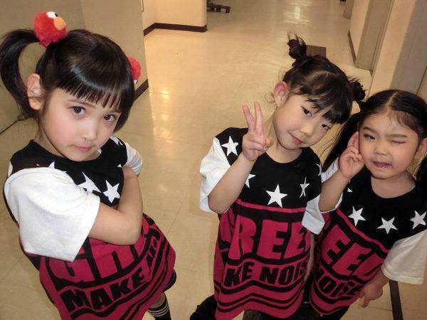 幼児ダンス発表会