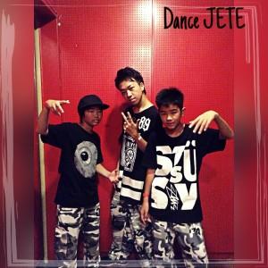 ダンス男子チーム