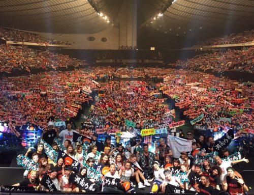 湘南乃風ボロボロ1番星tourファイナル