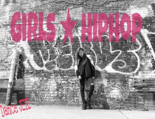 Girls HipHop  初中級SARAレッスン2017 friday 20:55~