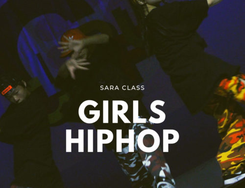 Girls HipHop  初中級SARAレッスン2019 friday 20:55~