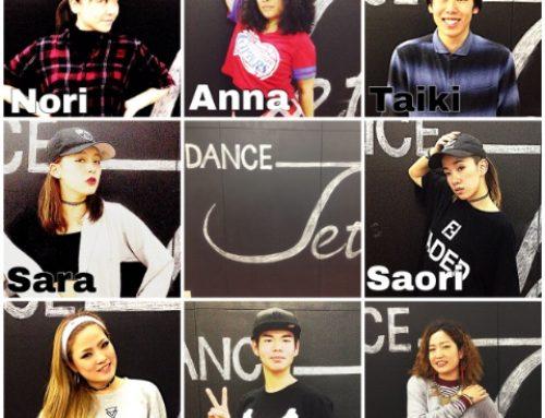 Dance振り付け2015  4月