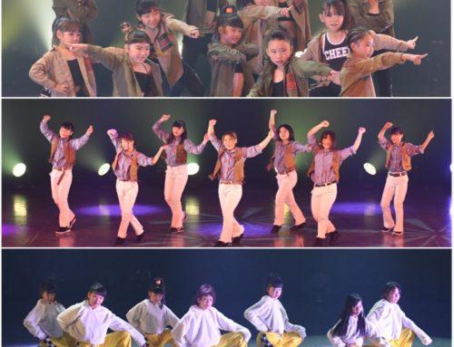 門真クラスのみんなが守口市の京阪百貨店で踊ります!!