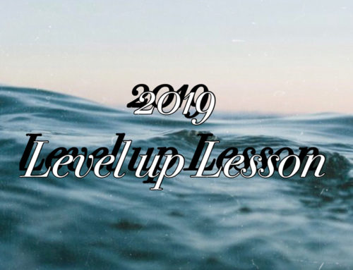 集中LEVEL UP LESSON-street系  2019 夏