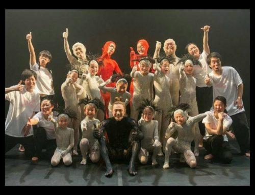LIVE BONEにJETEキッズメンバーのRIRIKA出演