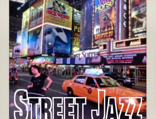 StreetJazz 初級からのレベルアップDanceLesson