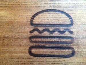 シェイクシャックのロゴ