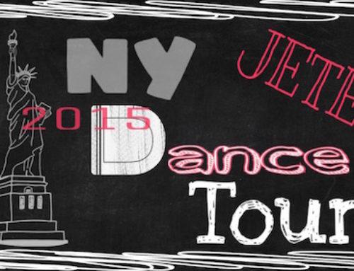 NYダンスツアー2015 Dance JETE