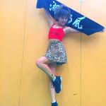 saraインストラクター ダンス