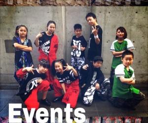 KBS主催のイベントKids Dayに出演