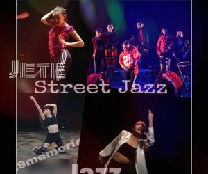 JAZZ+StreetJAZZの集中LEVEI-UPをしよう!!2016 5月~8月