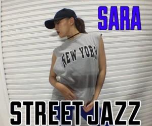 STREET JAZZ Beggner  Classスタート